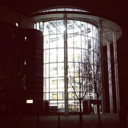 Nottingham magistrates court.