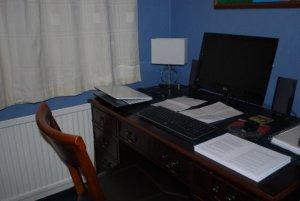 Lisa work space