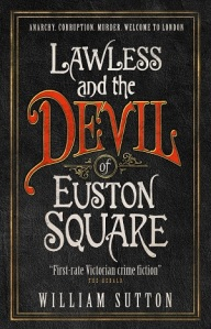 Lawless–Devil of Euston Square_front