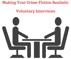 Making Your Crime Fiction Realistic (2)