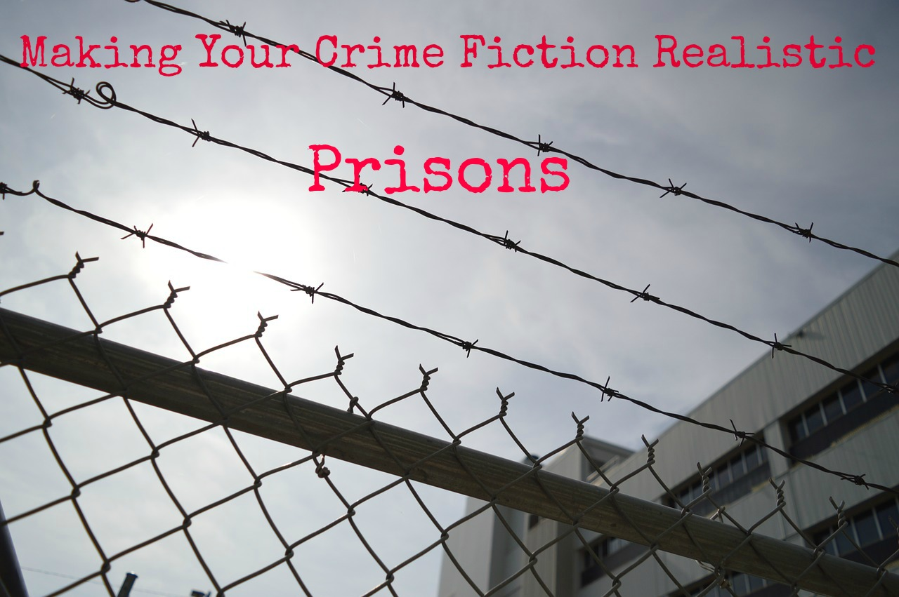 Writing Crime – Sending Your Offender To Prison